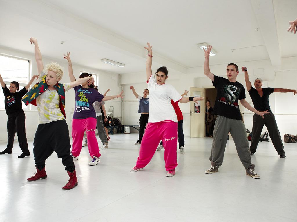 Dance It!  2012's video poster