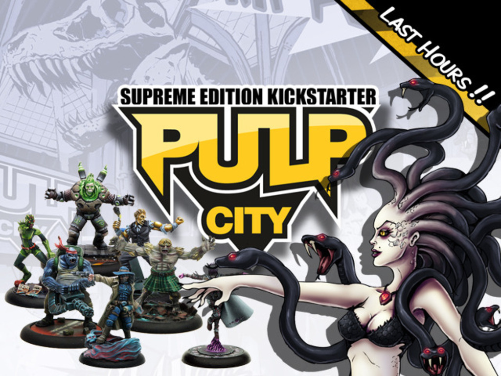 Pulp City: Supreme Edition's video poster
