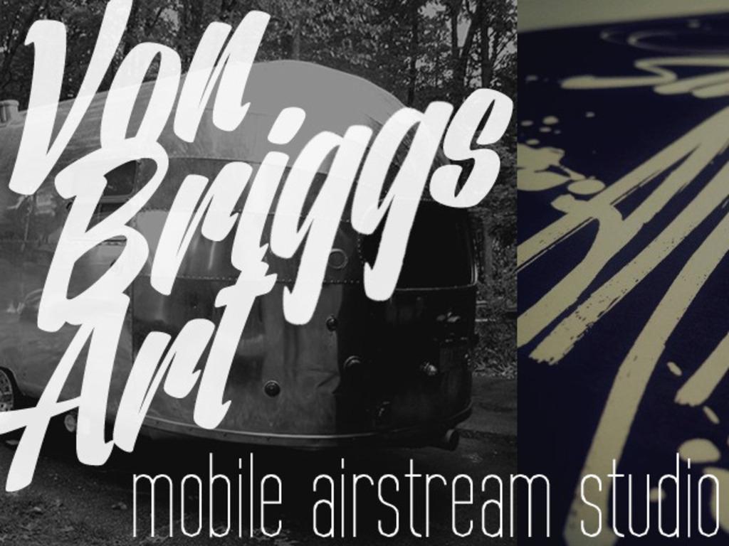 Von Briggs Art & The Airstream Studio's video poster