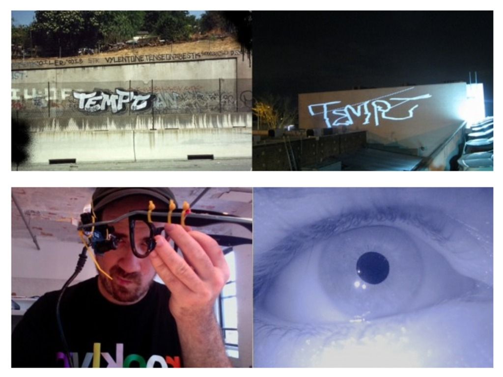 TEMPT1 & EyeWriter = Art by Eyes's video poster
