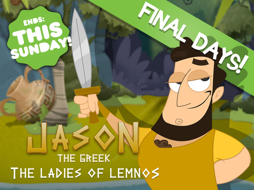 Jason The Greek - Point'n'Click Adventures in Ancient Greece's video poster