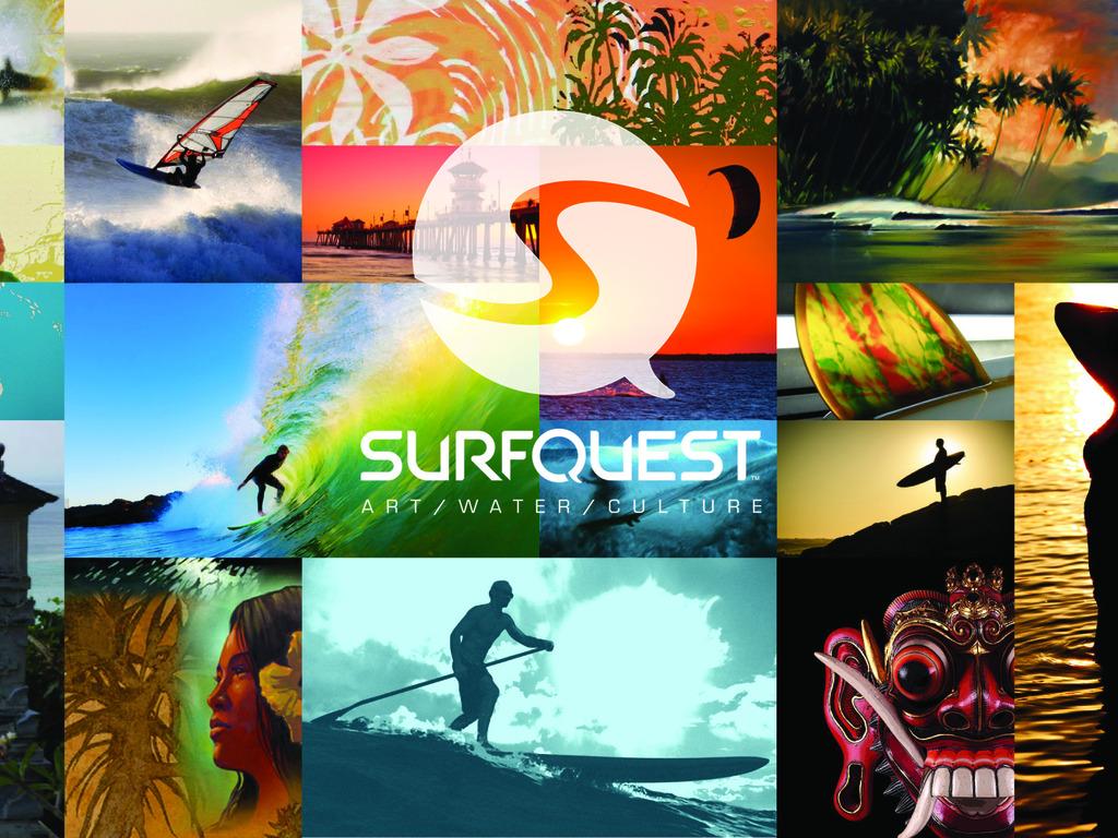 SurfQuest International  Art/Water/Culture's video poster