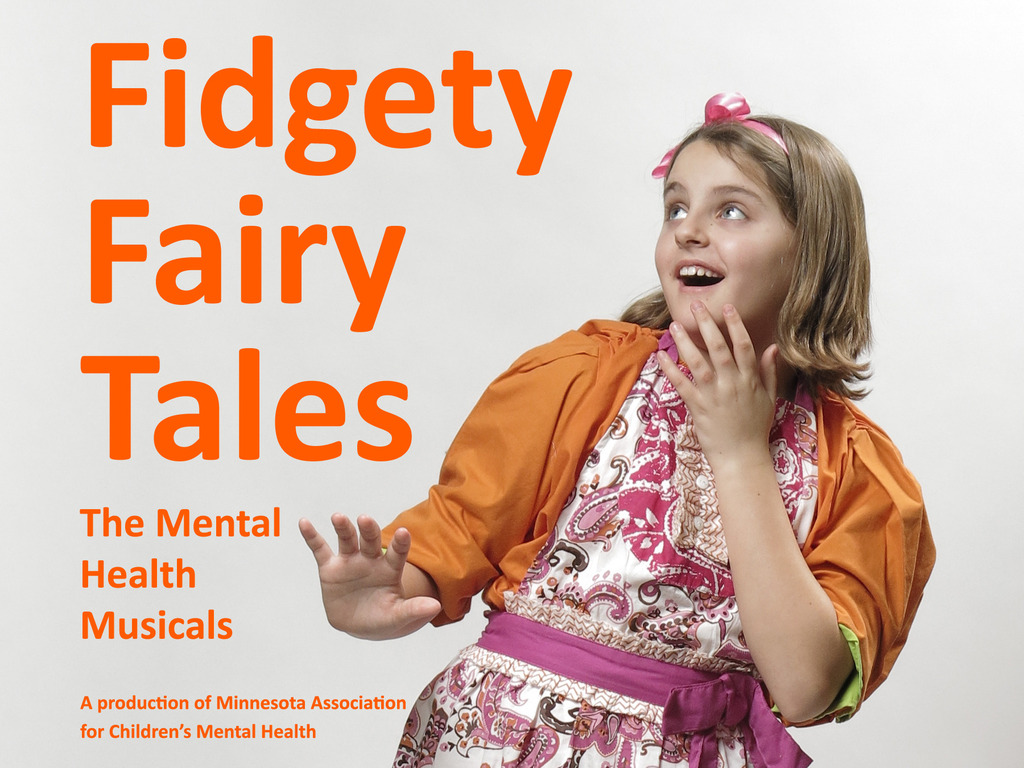 Fidgety Fairy Tales - The Mental Health Musicals's video poster