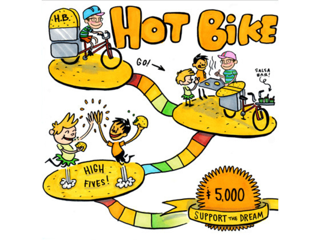 Apothocurious! Hot Bike!'s video poster
