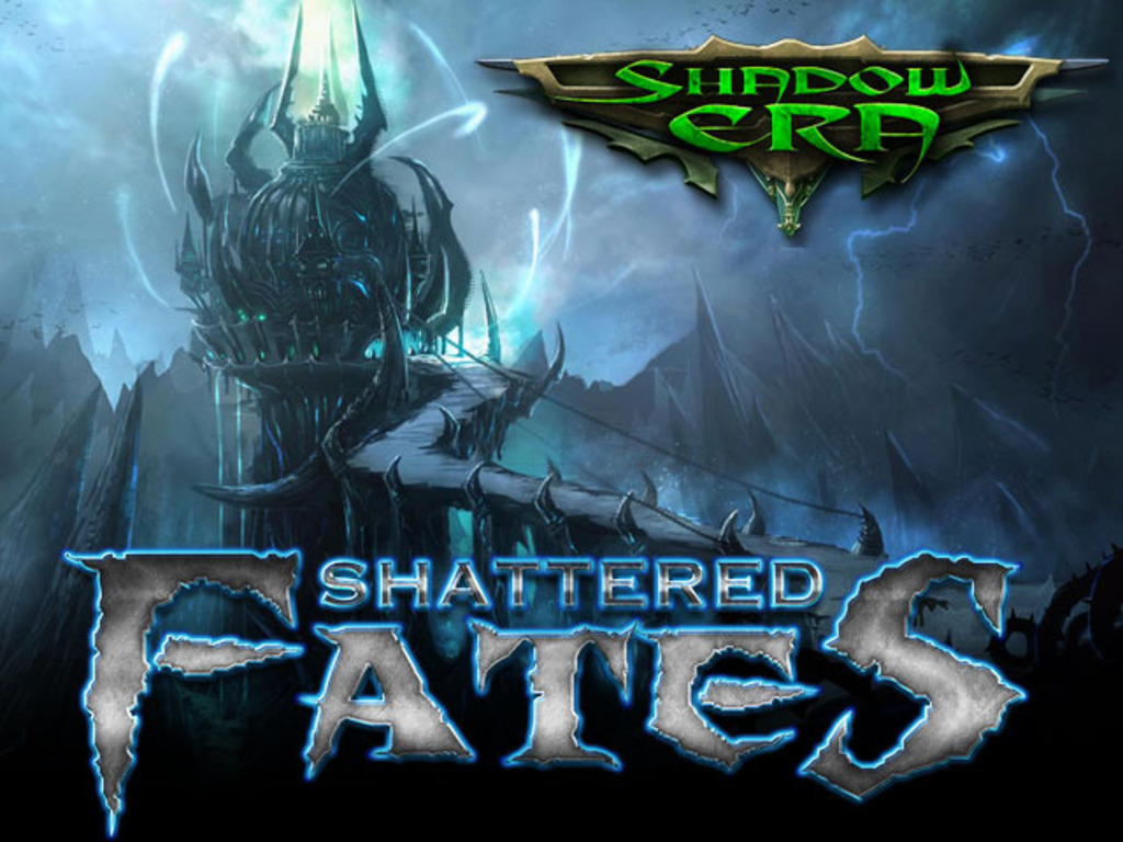 Shadow Era: Shattered Fates - Cross Platform Card Game's video poster