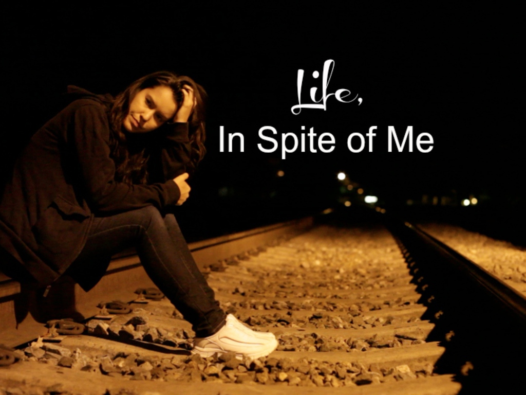 Life, In Spite Of Me - A Feature Film Based On A True Story's video poster