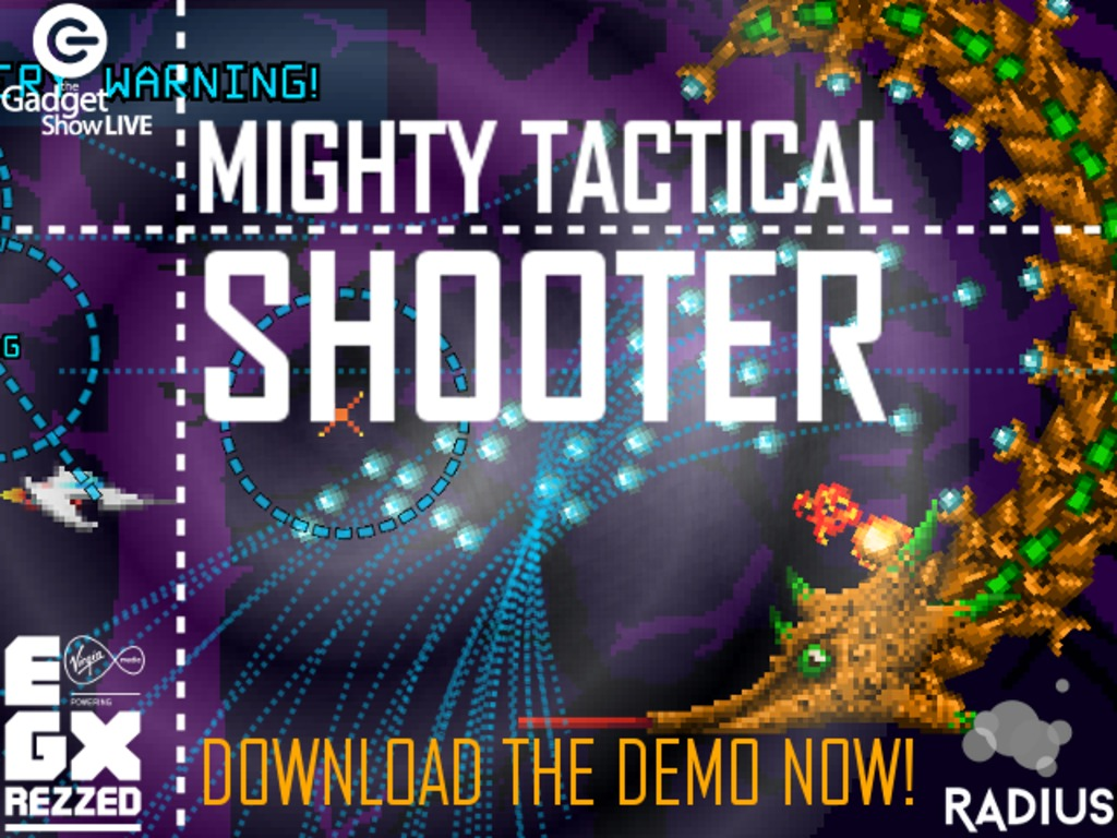 Mighty Tactical Shooter : A Turn-Based Shoot 'Em Up's video poster