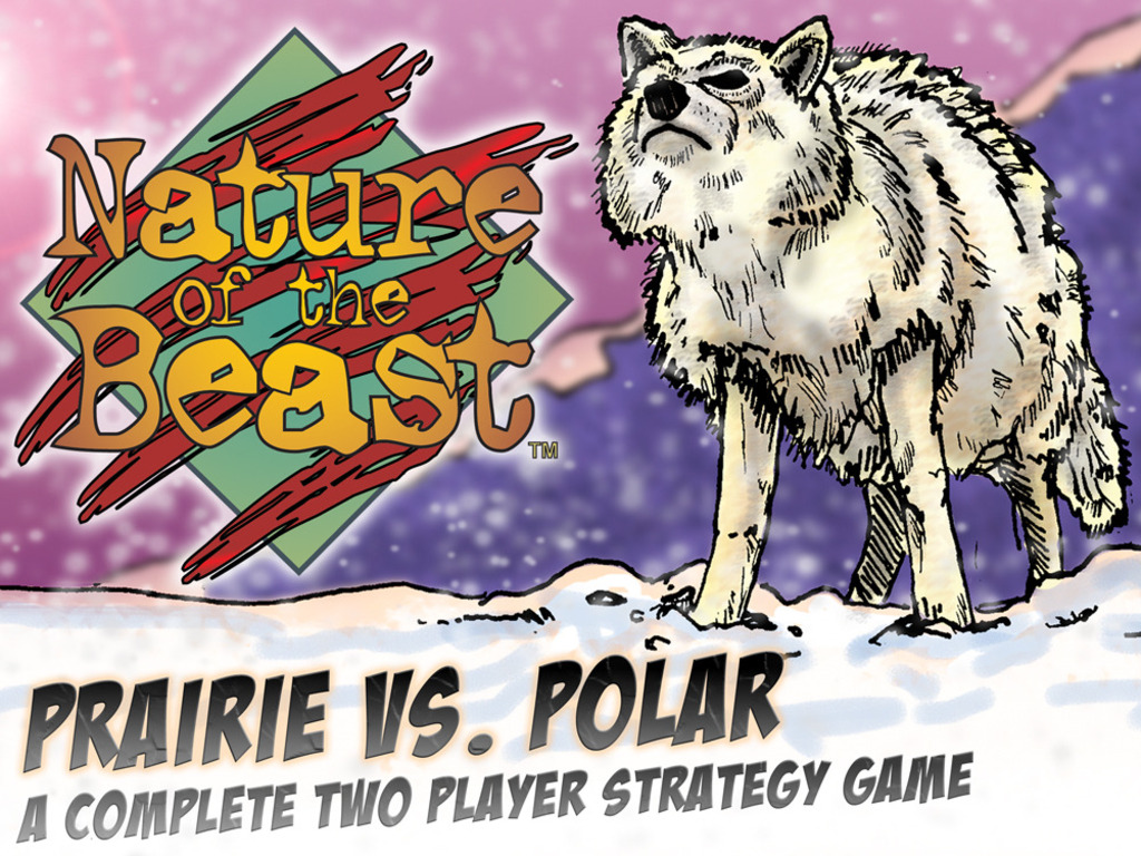 Nature of the Beast Card Game - Prairie vs. Polar Set's video poster