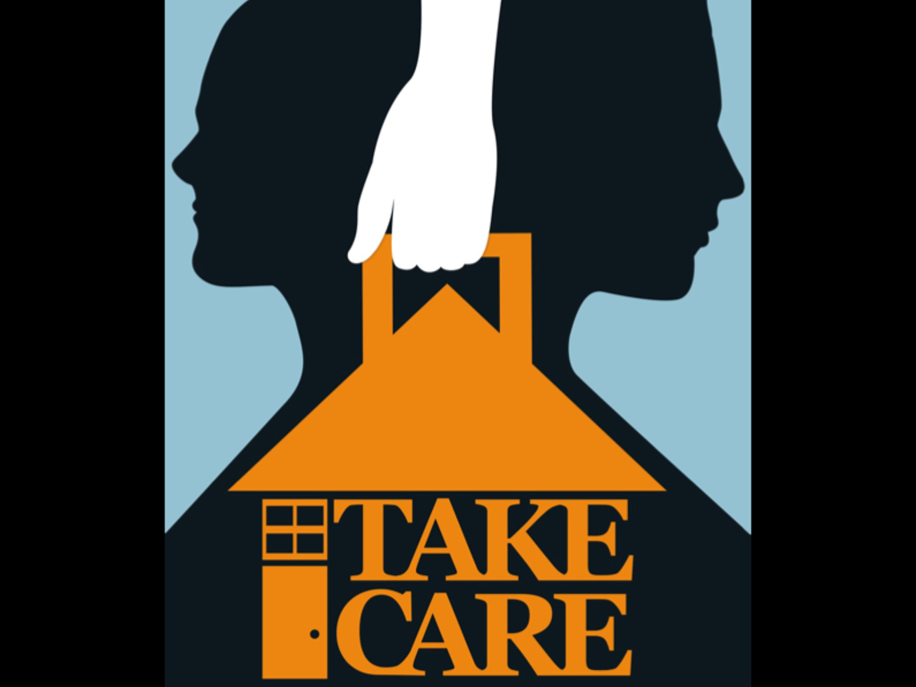 Take Care's video poster
