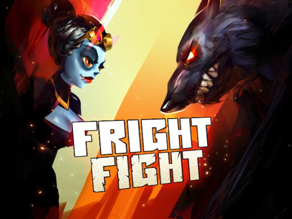 Fright Fight: Online Multiplayer Fighting for Mobile's video poster
