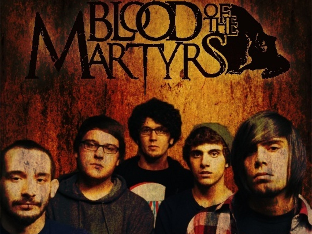 Blood of the Martyrs upcoming EP project's video poster