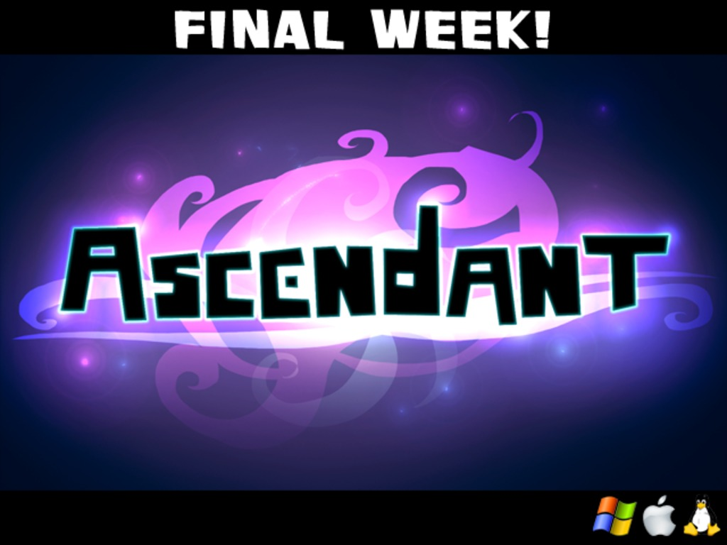 Ascendant, a 2.5D roguelike-brawler for the PC's video poster