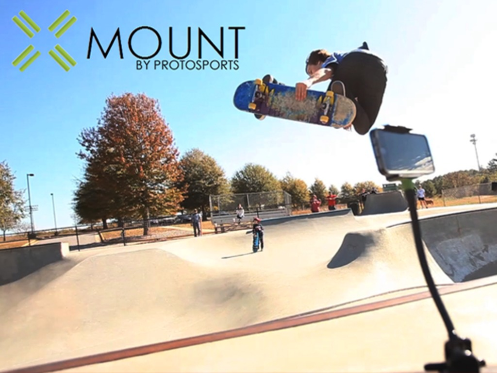 X Mount- Not Your Typical Smartphone Mount..It's Mobile!'s video poster