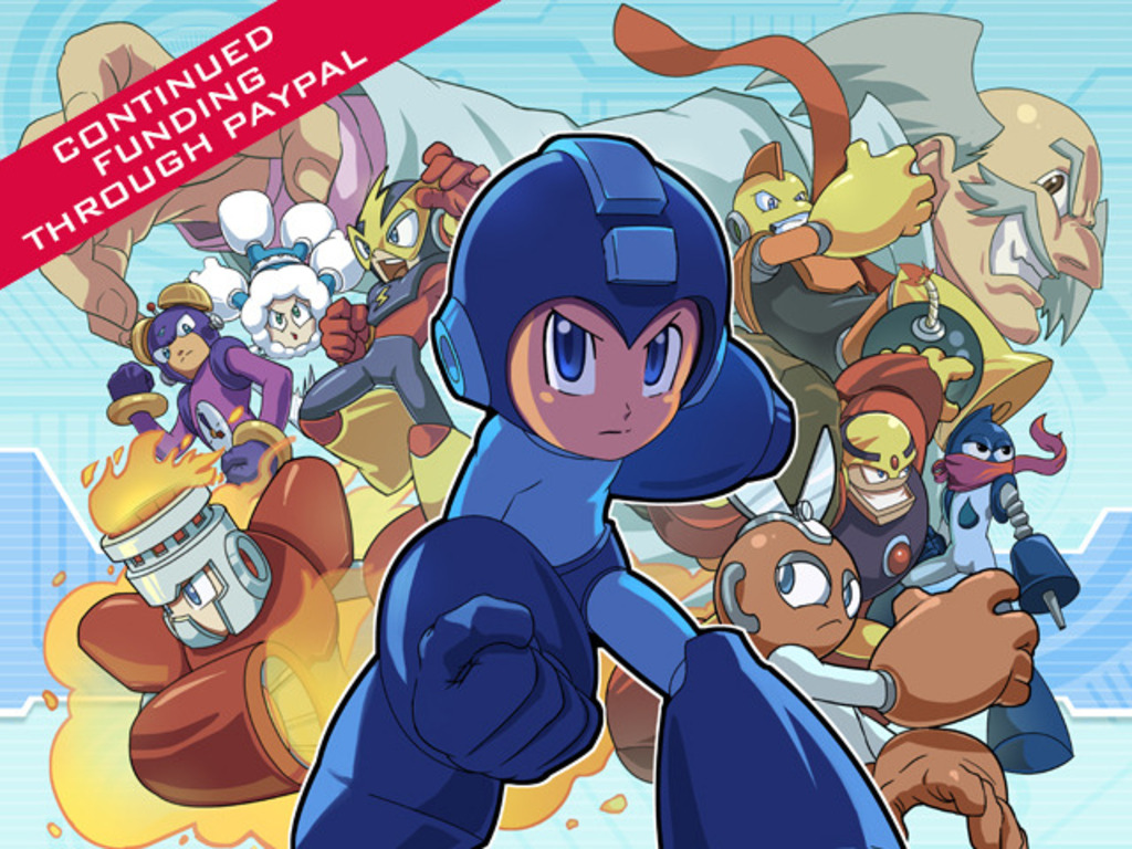 Mega Man™ The Board Game's video poster