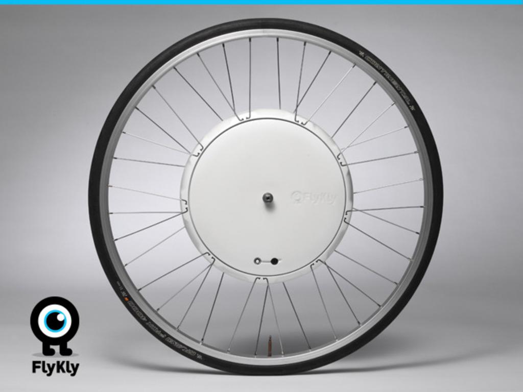FlyKly Smart Wheel's video poster