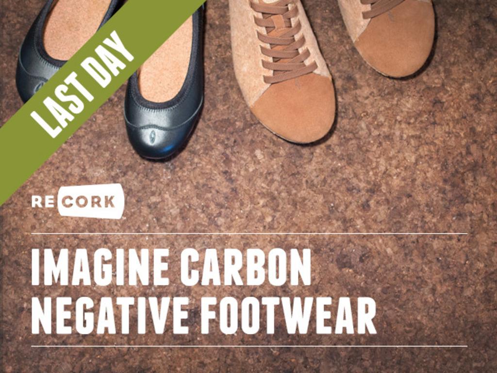 ReCORK: Imagine Carbon Negative Footwear's video poster