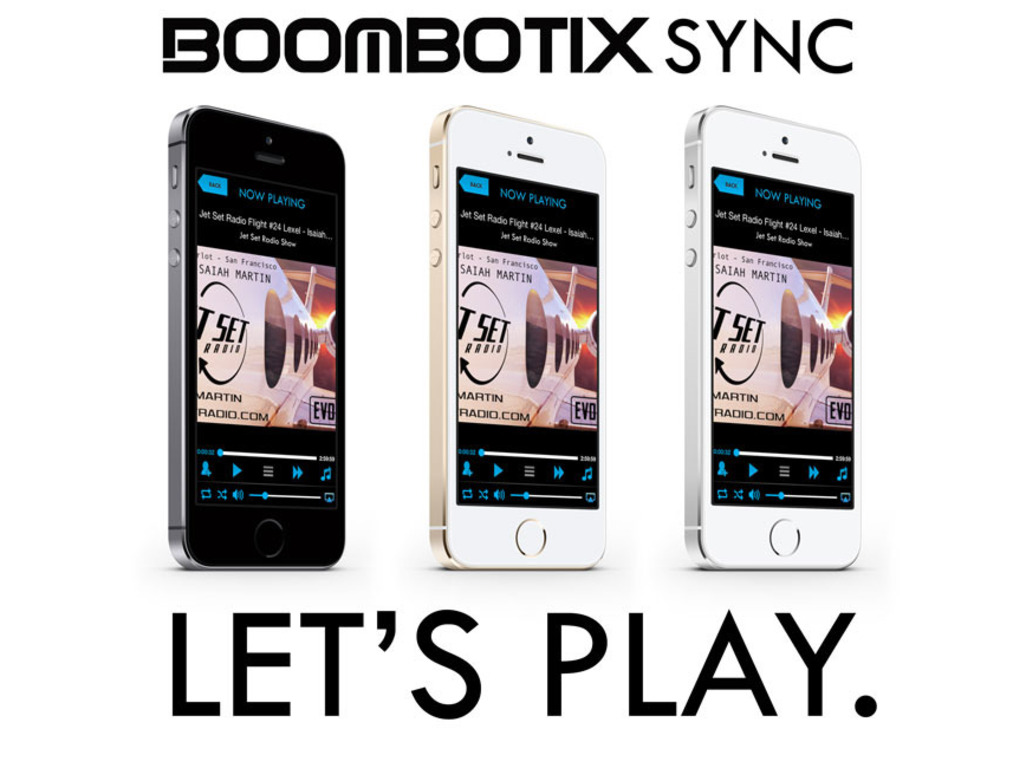 Boombotix Music Sync App's video poster