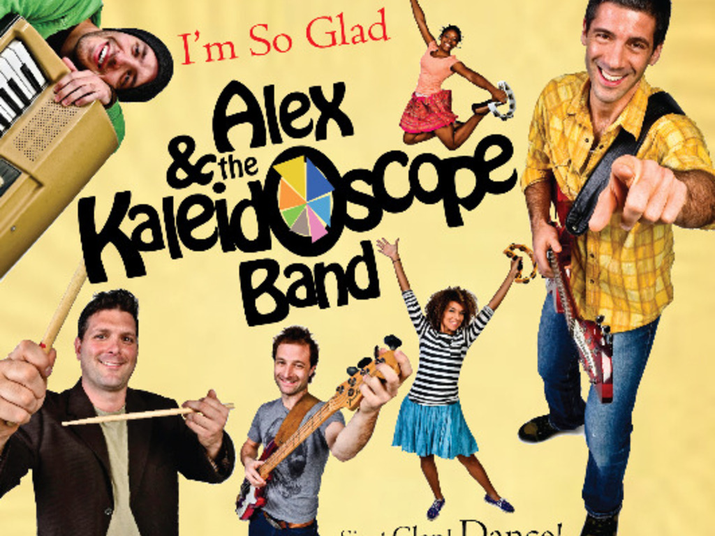 Alex & The Kaleidoscope Band Music Video Premiere For Kids!'s video poster