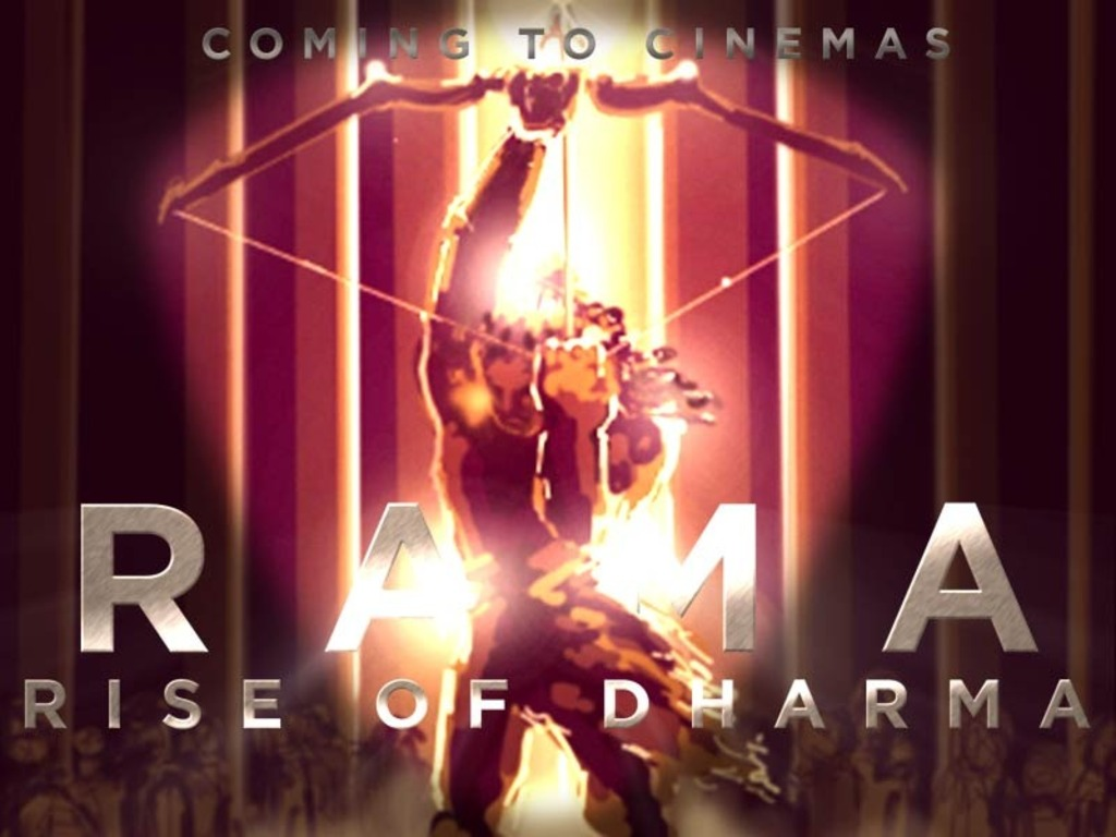 """A Trailer for the Film: """"Rama: The Rise of Dharma""""'s video poster"""