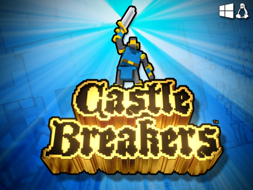 Castle Breakers, for the PC's video poster
