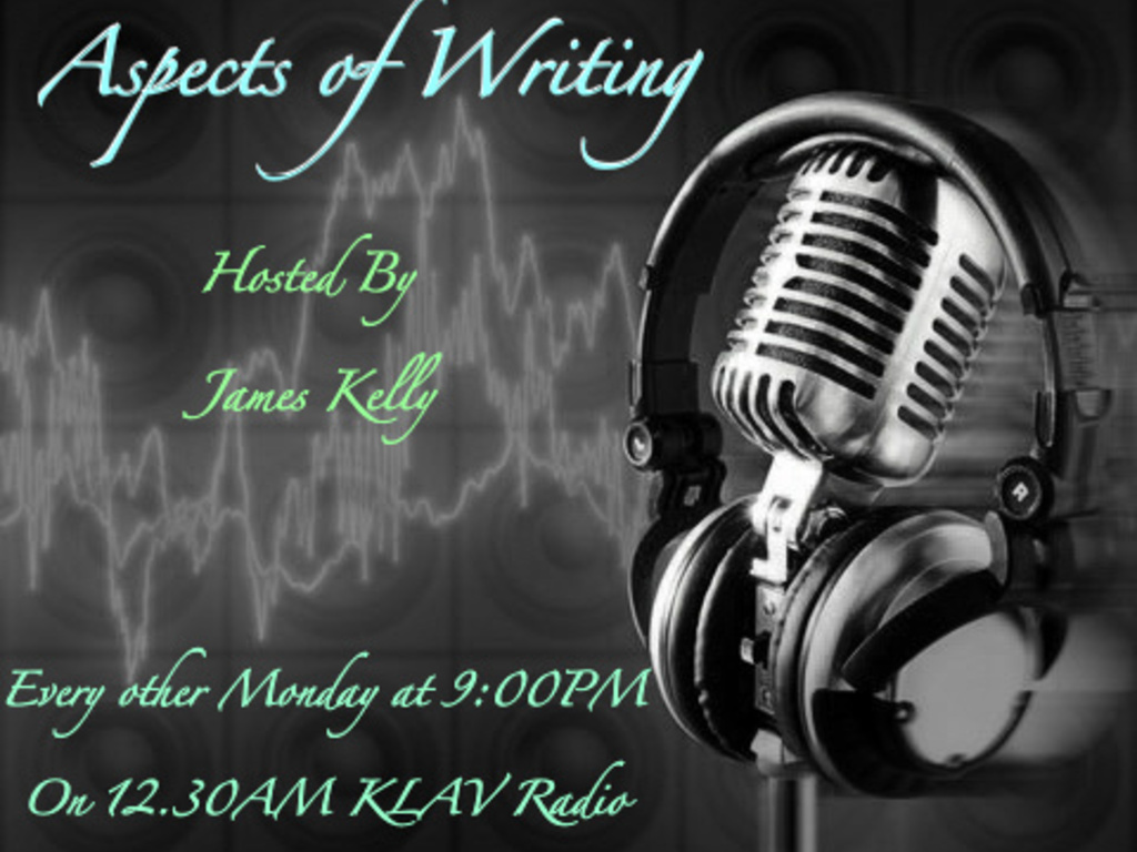 Aspects of Writing - Hosted by Author, James Kelly's video poster