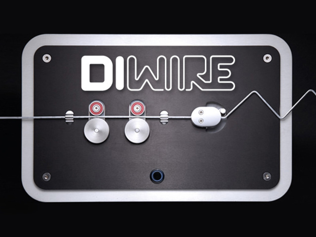 DIWire: The First Desktop Wire Bender's video poster
