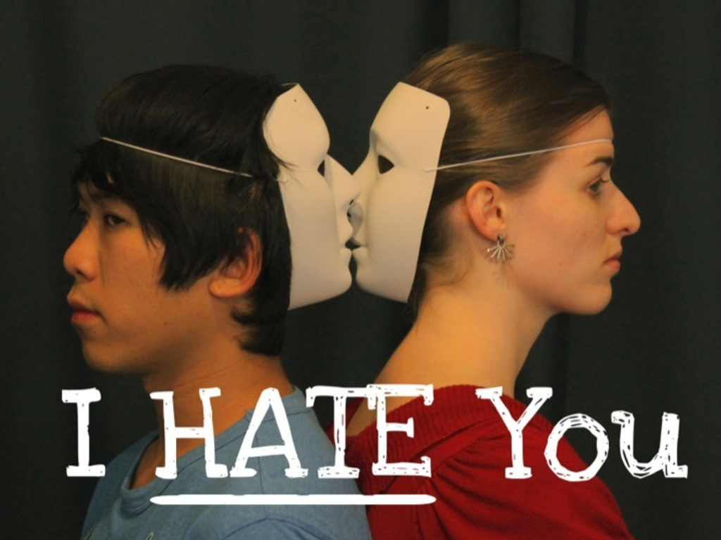 I Hate You's video poster