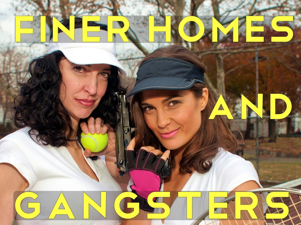 Finer Homes and Gangsters - Feature Film's video poster