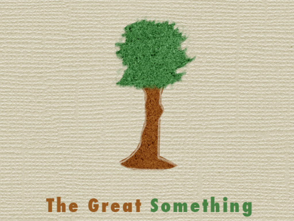 The Great Something's video poster