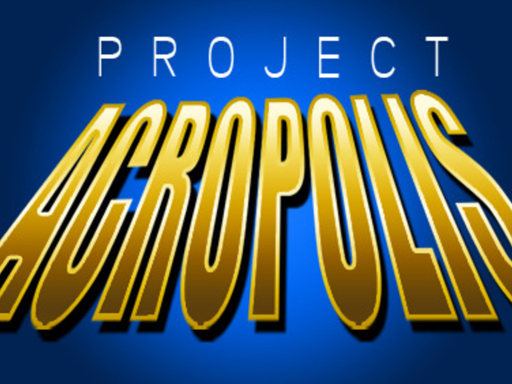 Project: Acropolis's video poster