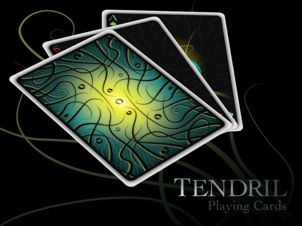 Tendril - Custom Playing Cards from Encarded's video poster
