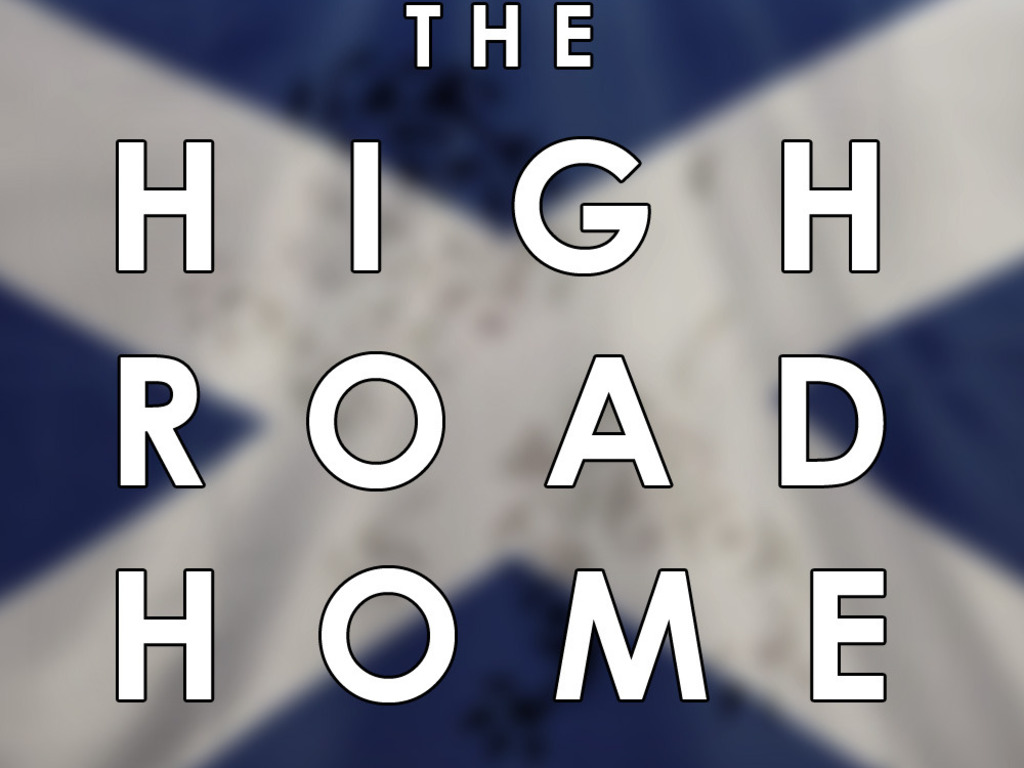 The High Road Home's video poster