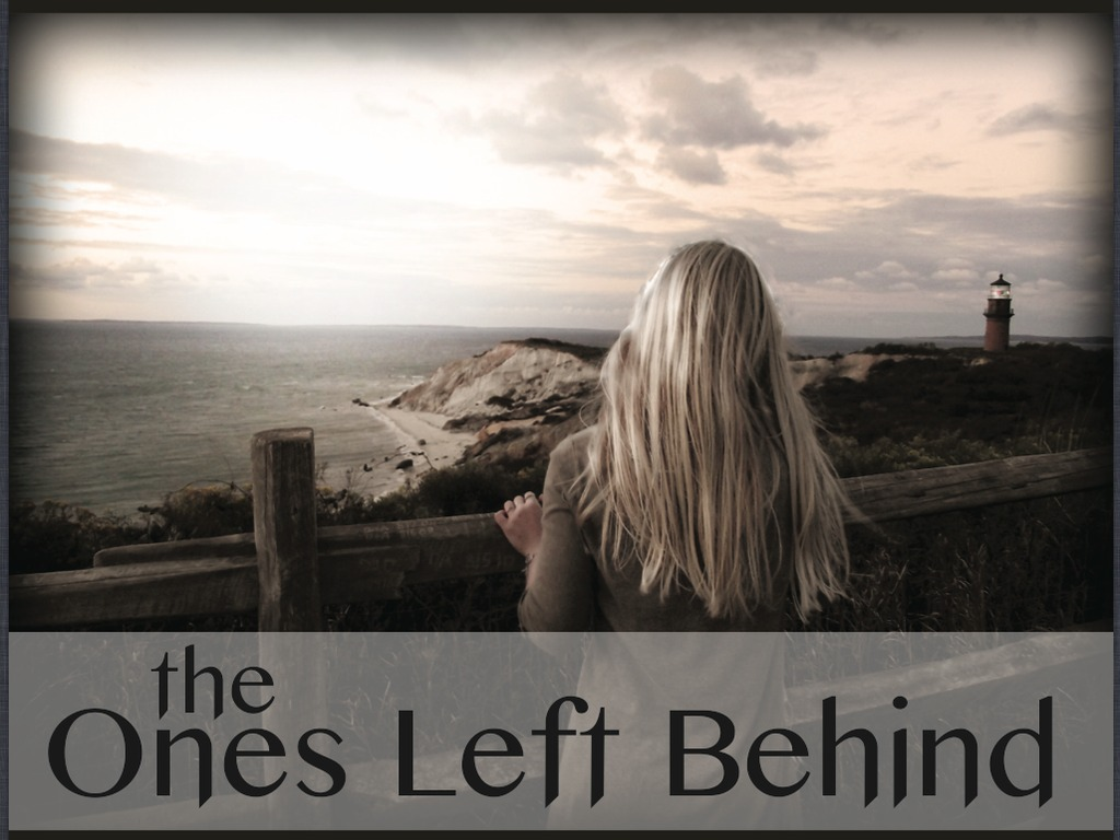 The Ones Left Behind's video poster