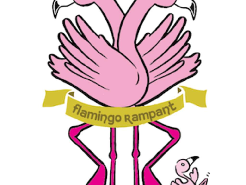 Flamingo Rampant! Gender Independent Kids Books's video poster