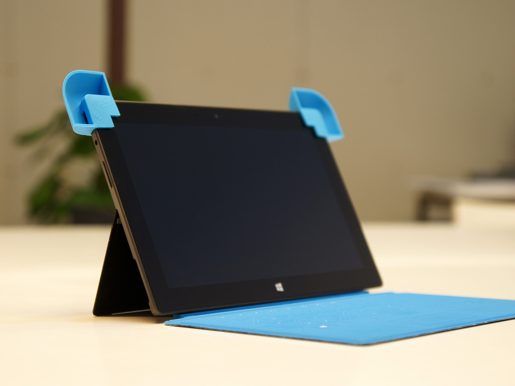 Ears for the Surface Tablets's video poster