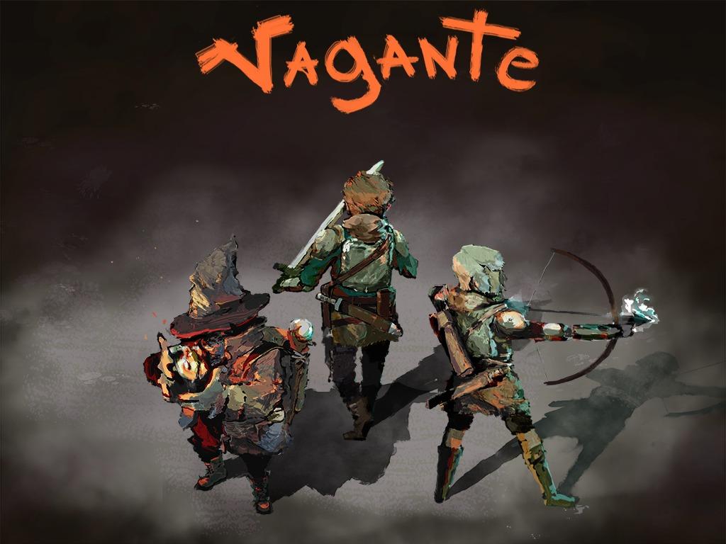 Vagante's video poster