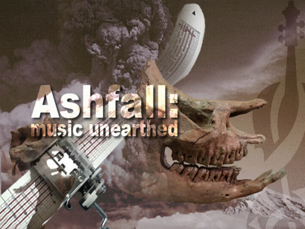 Ashfall: Music Unearthed's video poster