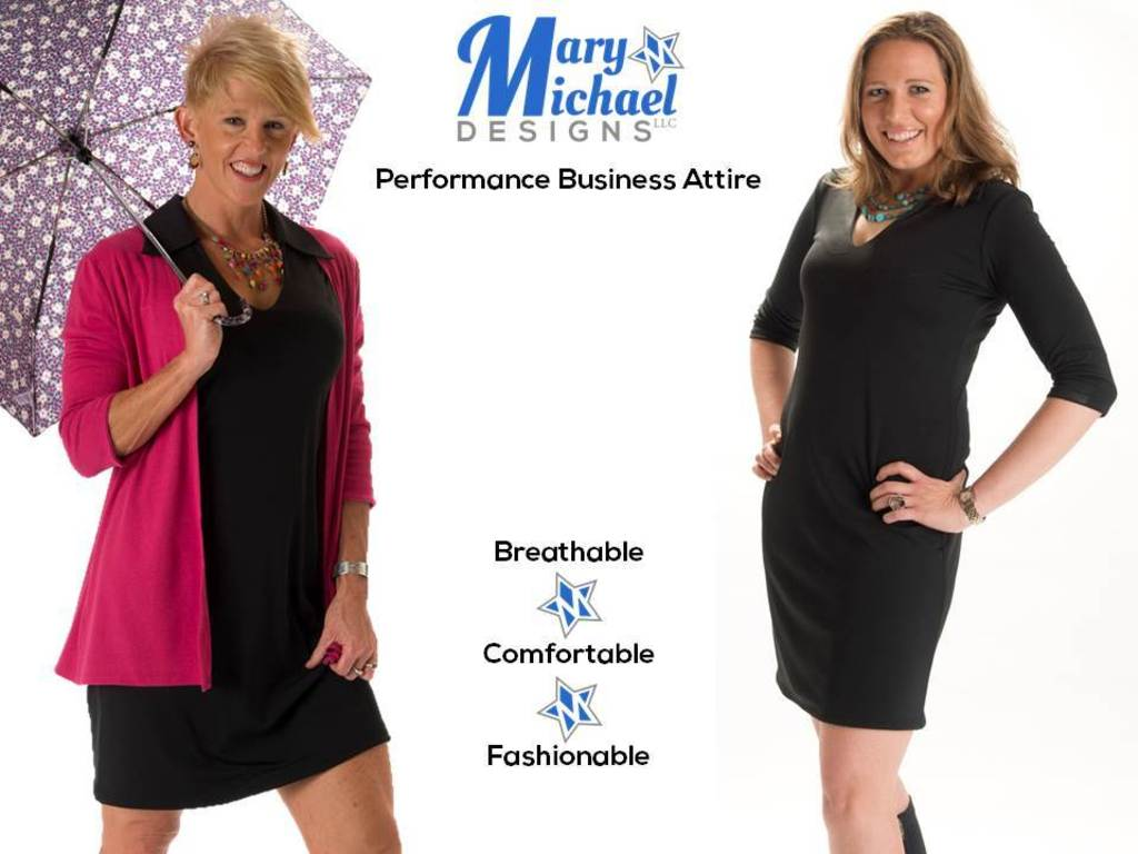 Mary ✰ Michael Designs: Performance Business Attire's video poster