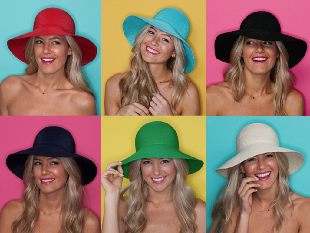 Packable, Fashionable & Protective; the ULTIMATE sun hat.'s video poster
