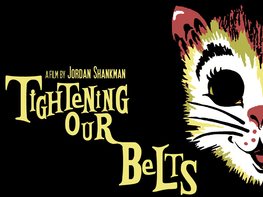 TIGHTENING our BELTS - A Short Film's video poster