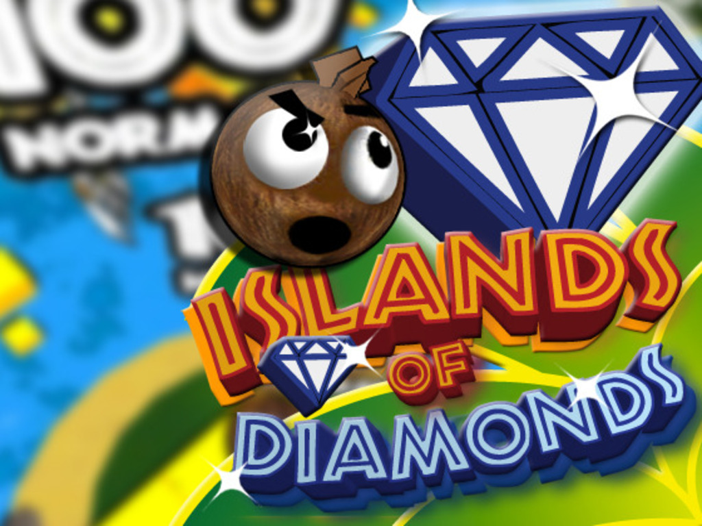 Islands Of Diamonds: Bring our video game to Android!'s video poster