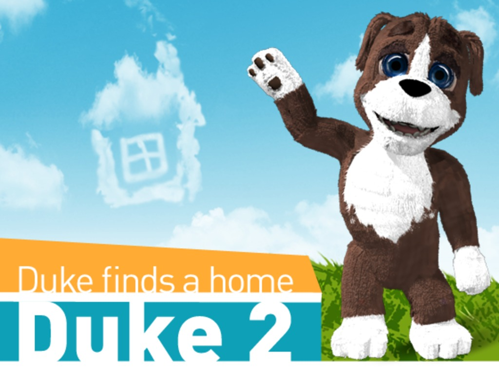 Help Duke 2 come to life!'s video poster