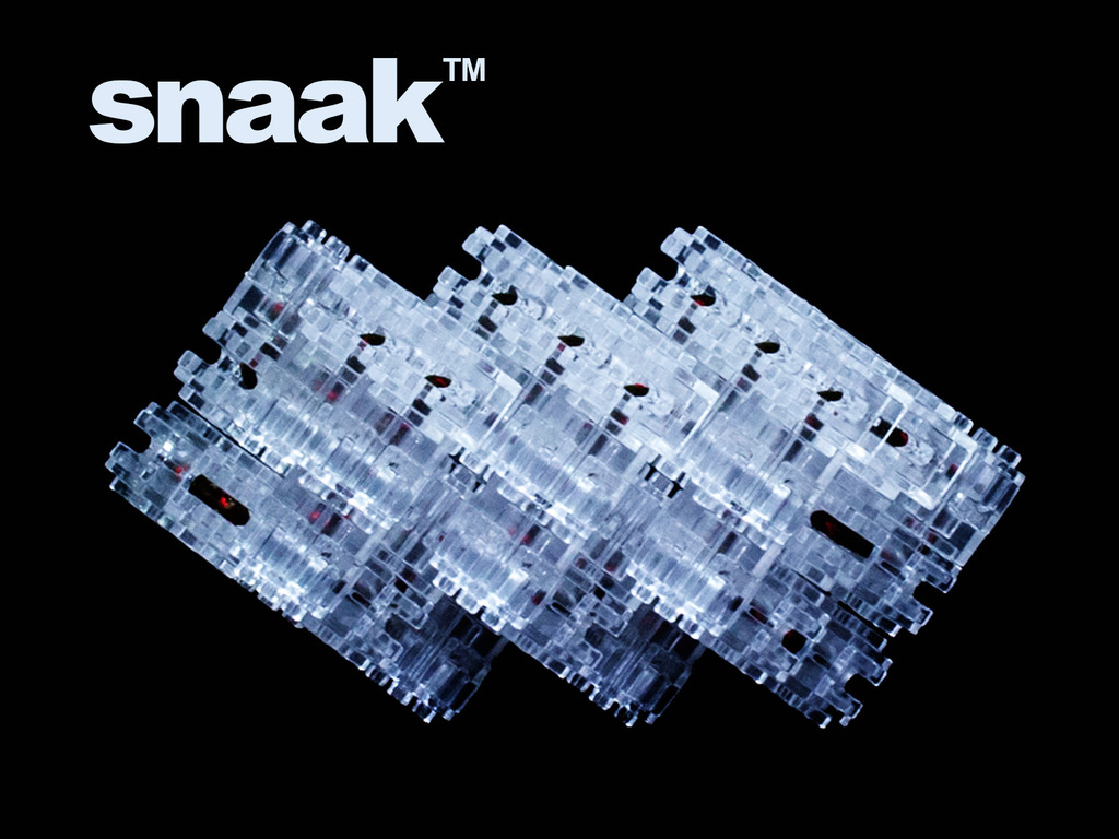 Snaak: Millions of Shapes in Your Hands's video poster
