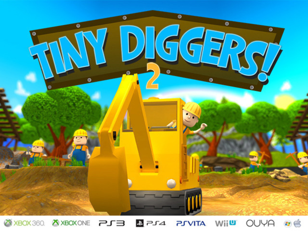 Tiny Diggers 2's video poster
