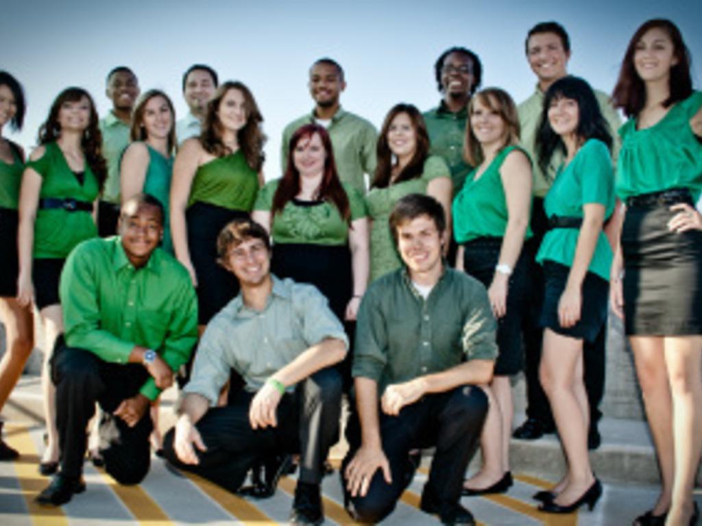 The Green Tones: Debut Album's video poster