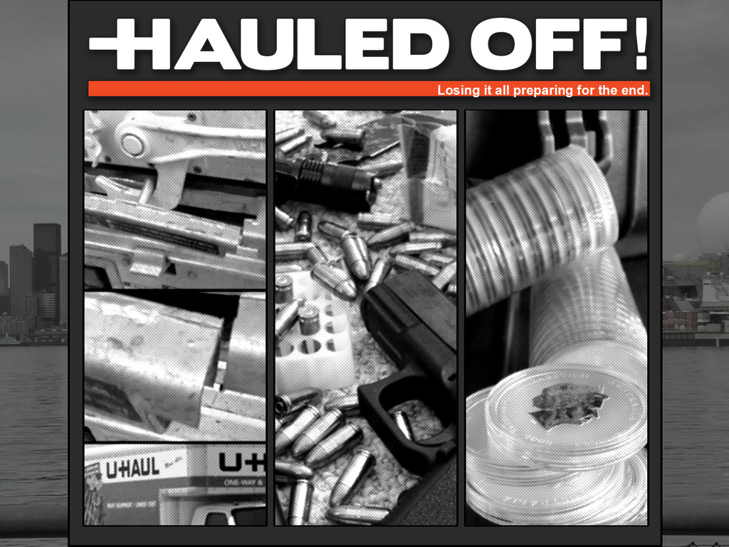 HAULED OFF!'s video poster