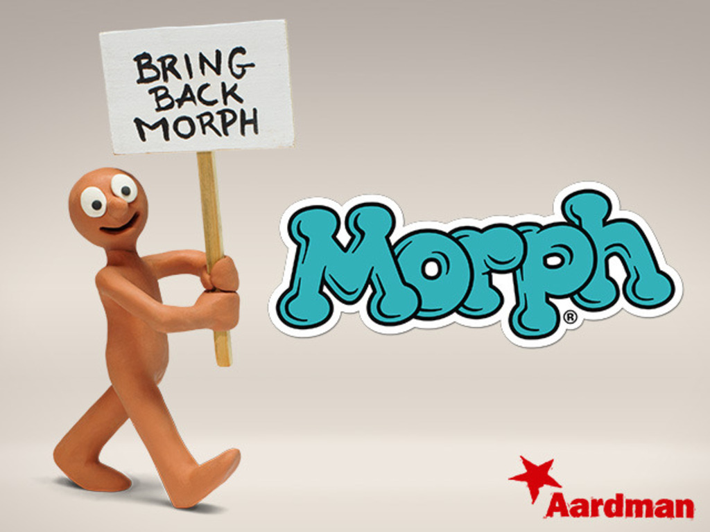All New Adventures of Morph from Aardman Animations's video poster