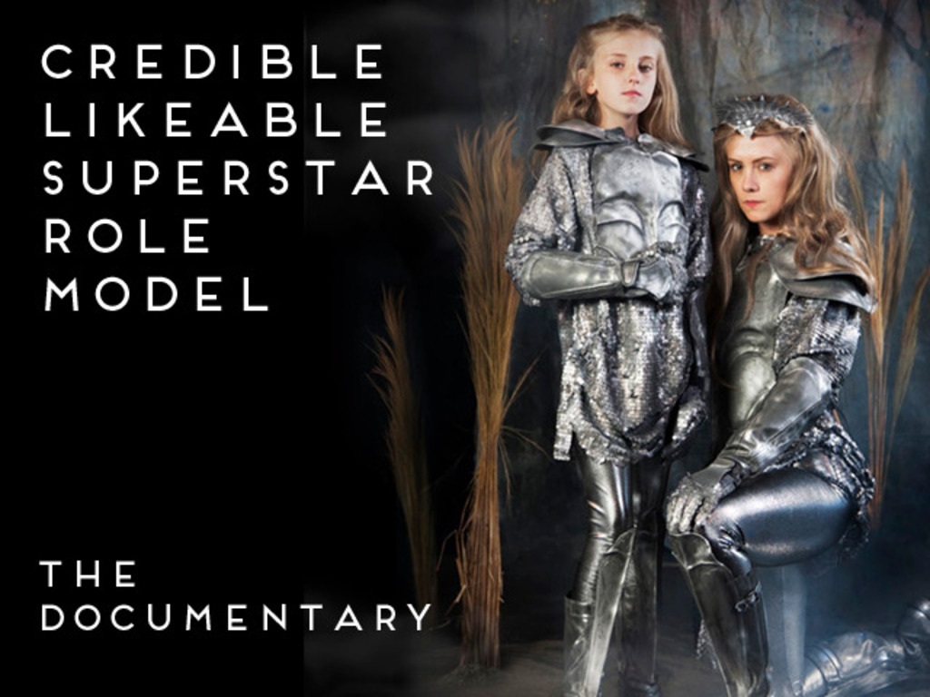 Credible Likeable Superstar Role Model: The Documentary's video poster