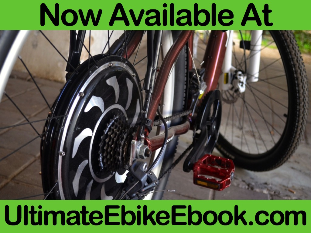 Learn To Build Your Own Electric Bicycle - The Video Course!'s video poster