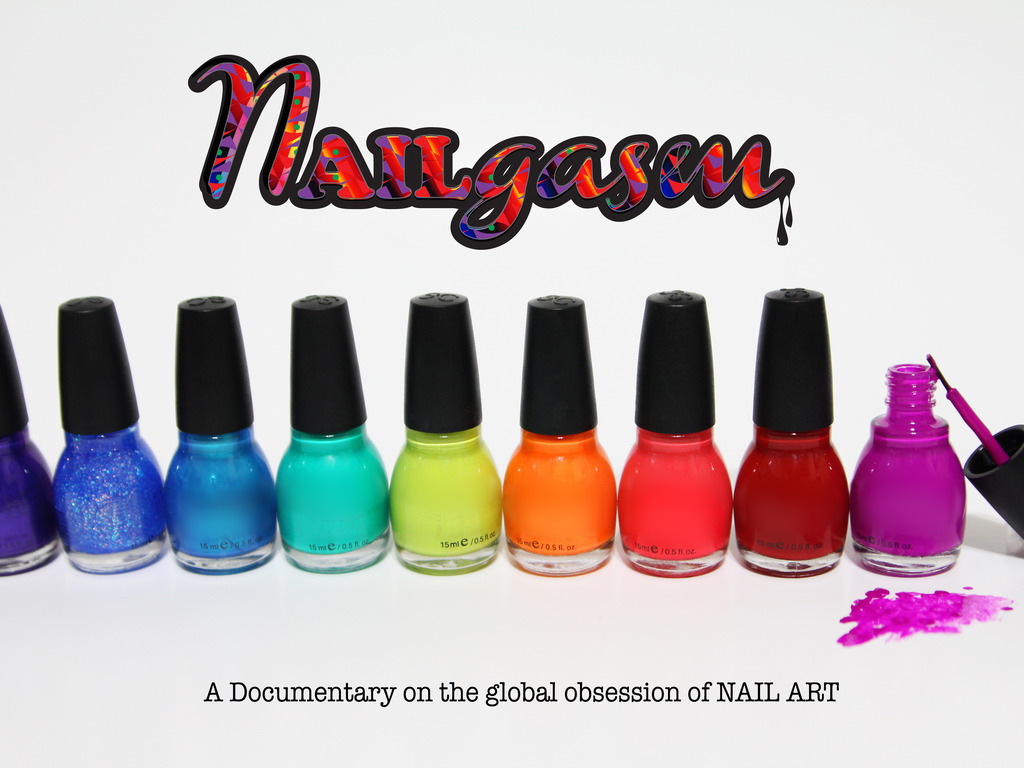 NAILgasm: A Documentary on the global obsession of NAIL ART's video poster
